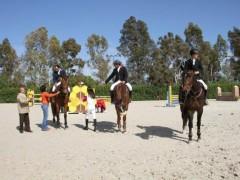 clases de equitación hipica para niños
